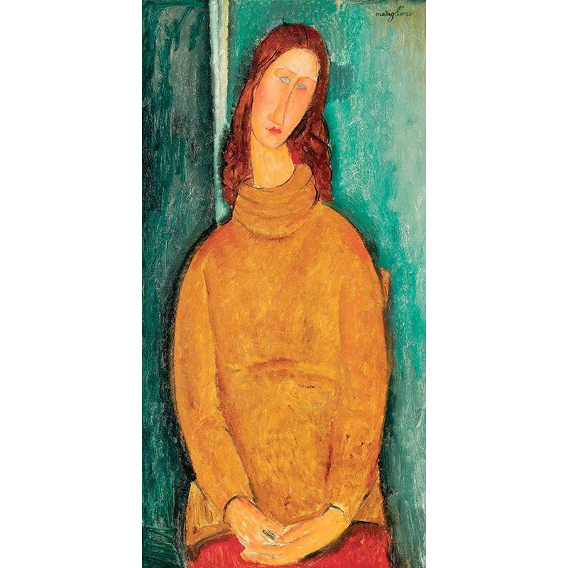 Print Amedeo Modigliani Ritratto Di Dedie 25 x 30cm